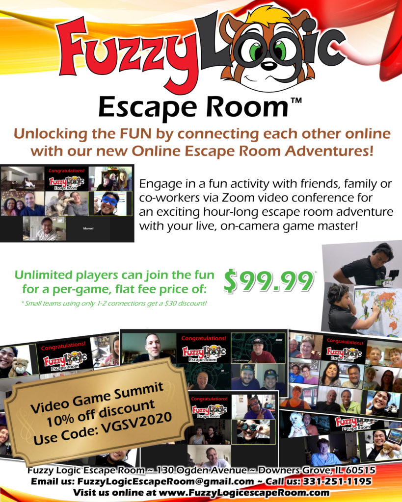 Fuzzy Logic Escape Room- Feature